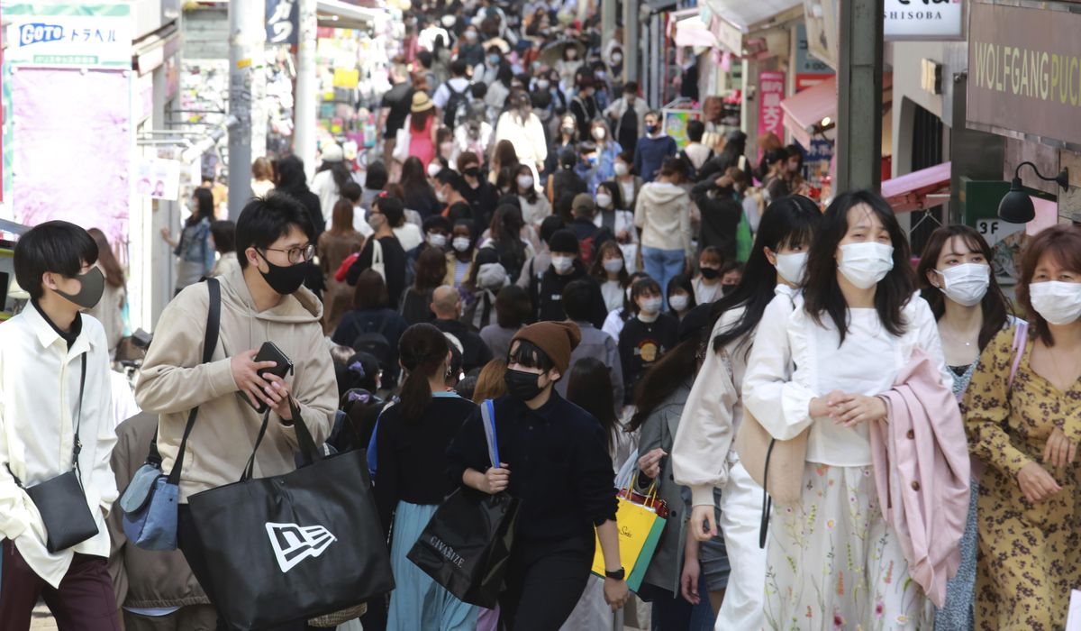 The Latest: Japan wants further probe into COVID-19 origins 1