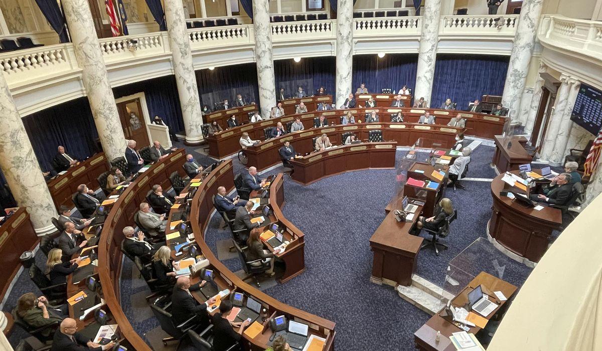 Idaho Legislature might shut down due to COVID-19 outbreak 1