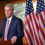 House Minority Leader McCarthy found out he had Covid-19 and didn't know it 8