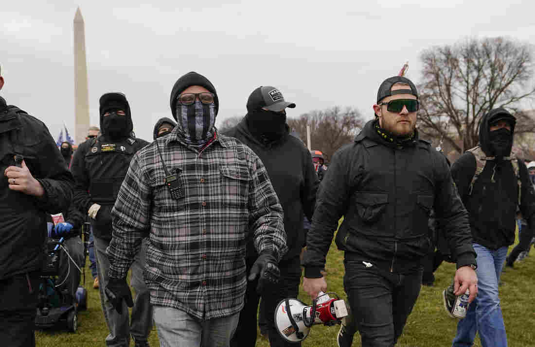 4 Proud Boys Charged With Conspiracy Over Jan. 6 Capitol Riot 1