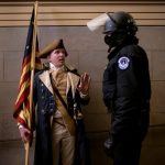 'George Washington' Says if Capitol Rioters Wanted Trouble There'd Be 'Piles of Bodies' 5
