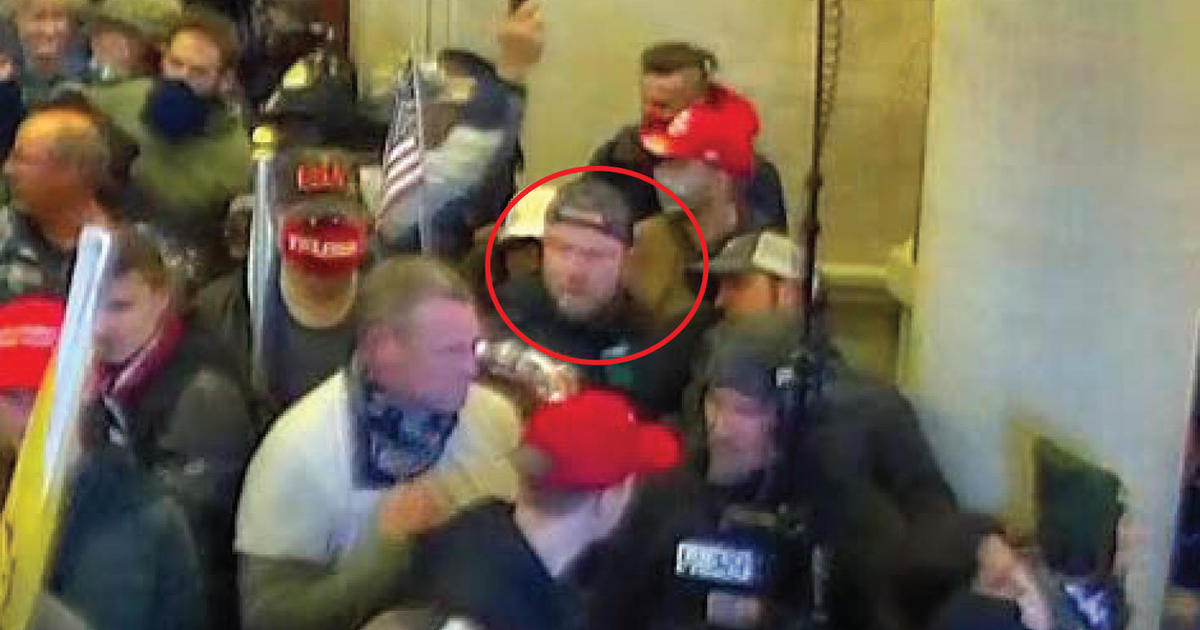 Four Proud Boys indicted in Capitol riot case 1