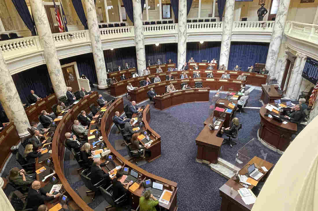 COVID-19 Outbreak Forces Idaho Legislature To Close Its Doors For Weeks 1