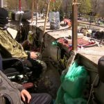 Pro-Russian protesters staying put in Ukraine despite diplomatic deal 7