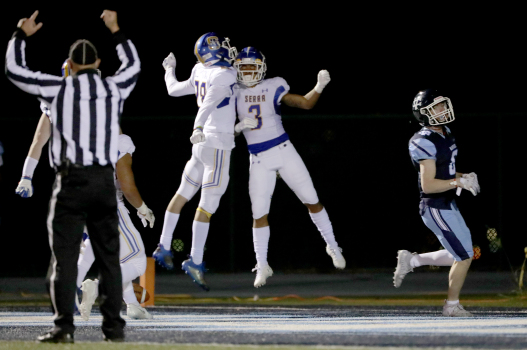 Prep football: Serra pulls out season-opening win over Valley Christian 1