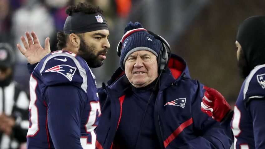 Here's what Bill Belichick said about the Patriots' free agency additions 1