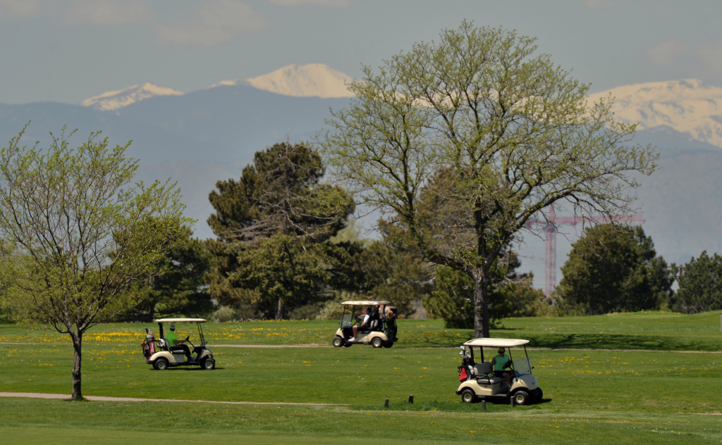 Denver voters may face dueling ballot measures on open space and development centered on Park Hill Golf Course 1