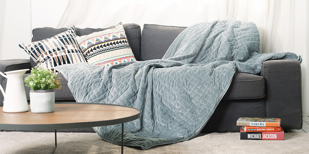 30 deals for better sleep: Weighted blankets, sleep masks, sheets and more 1