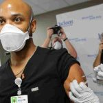 More Black And Latinx Americans Are Embracing COVID-19 Vaccination 6