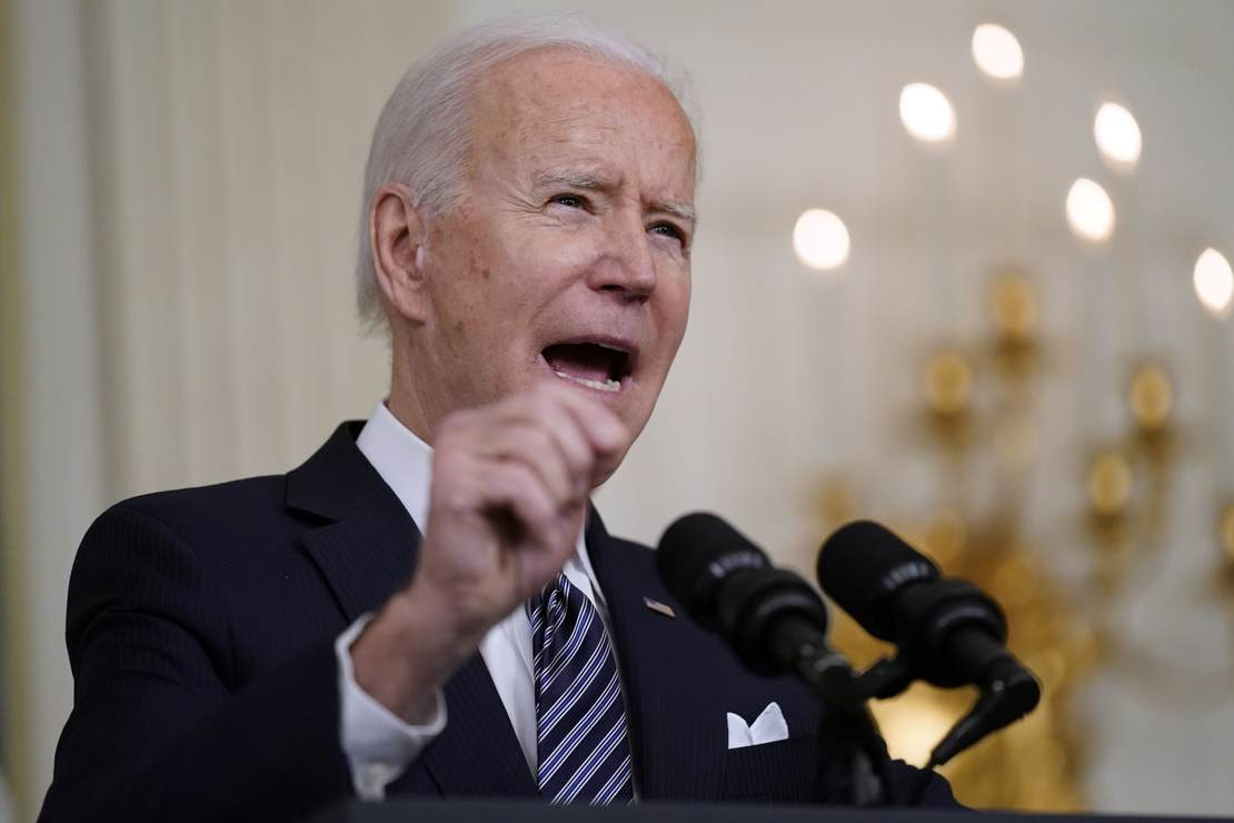 Biden Calls for 'COVID-19 Hate Crimes Act' After Atlanta Shooting, But There's Just One Problem 1