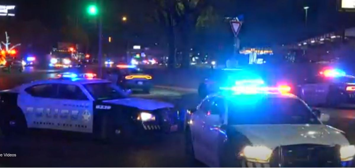 1 killed, 7 wounded after shooter opens fire into crowd at Dallas nightclub 1
