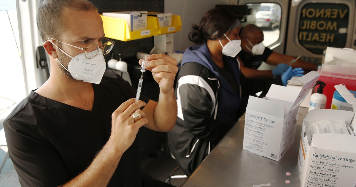 L.A. County reports 521 new coronavirus cases, 56 deaths 1