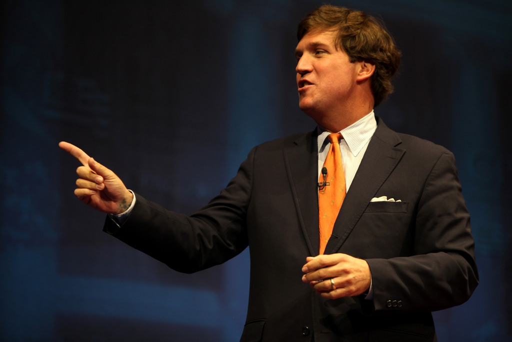 Tucker Carlson is RIGHT to question the dogma surrounding Covid-19 vaccines 1