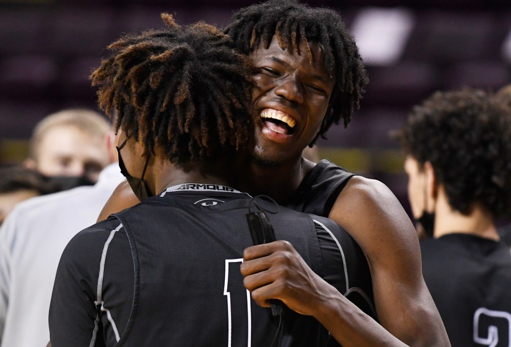 PHOTOS: Lutheran wins over St. Mary's in the class 3A Colorado state basketball championships 1
