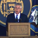 Chuck Hagel: New officers must lead fight against military sexual assault 6