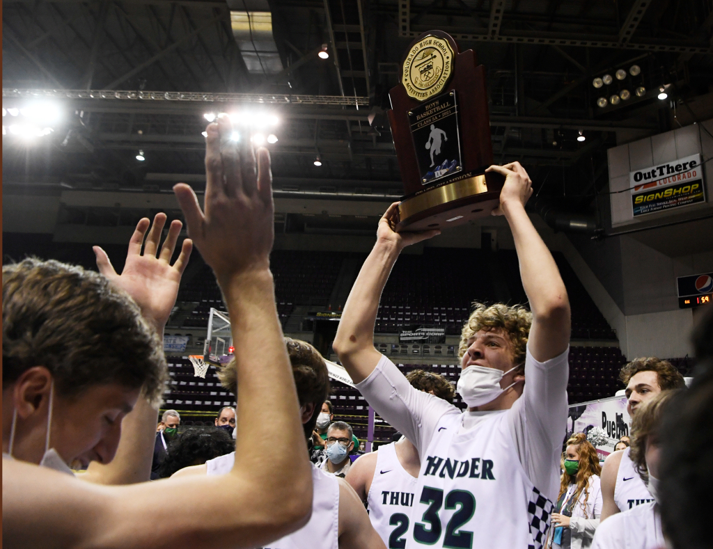 ThunderRidge defeats George Washington in slugfest for third Class 5A title, first since 2003 1