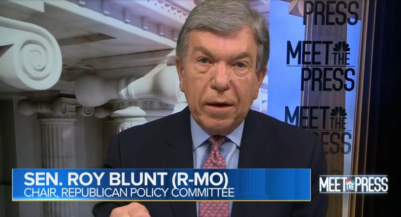 GOP Senator Roy Blunt Warns Republicans Not to 'Explain Away' Capitol Riot 1
