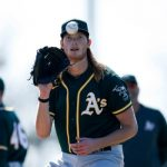 Oakland A's Opening Day rotation: What A.J. Puk needs to do to land the fifth starter role 5