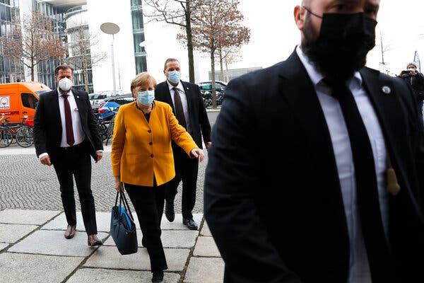 Merkel Reverses Easter Lockdown Plan in Germany, Apologizing for 'Mistake' 1