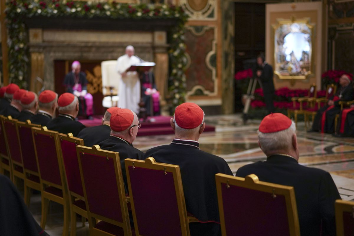 Pope Francis cuts salaries for cardinals, other clerics, in Vatican as coronavirus economic fallout pummels Holy See 1