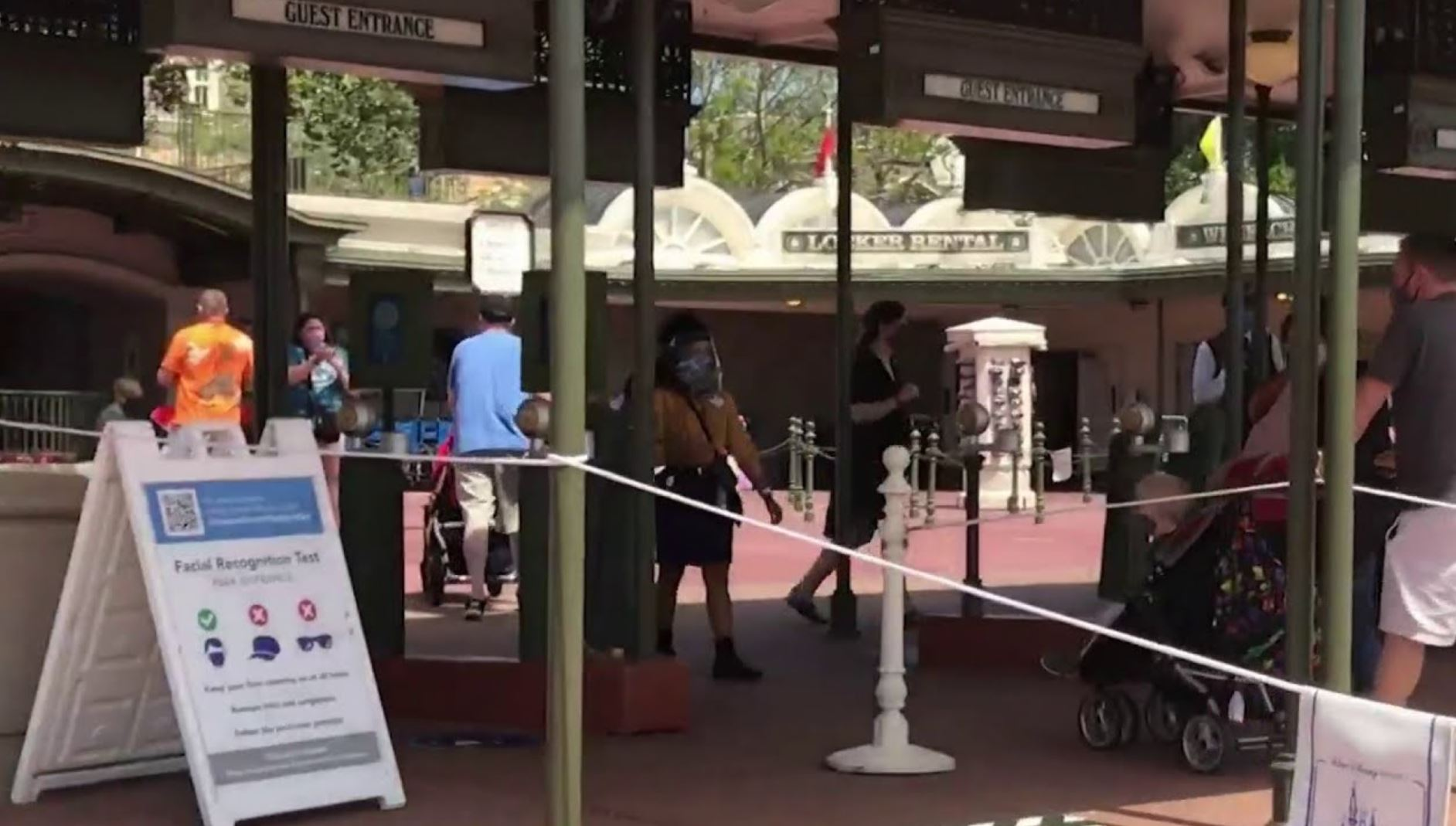 Magic Kingdom Uses COVID-19 As An Excuse To Install Facial Recognition 1
