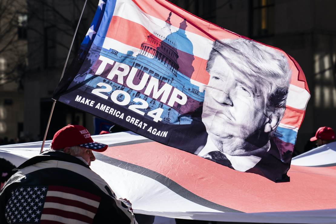 Trump's Role As Kingmaker to be Tested in 5 Open Senate Primaries 1
