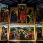 Ghent Altarpiece, world's 'most stolen work of art,' reopens to public in $35 million bullet-proof display case 5