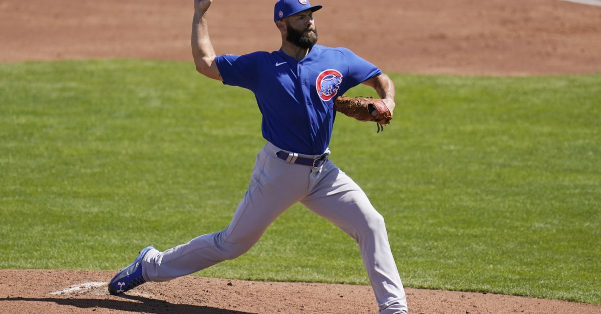 Cubs set rotation for opening series against the Pirates 1