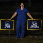 Nurses fight conspiracy theories along with coronavirus 5