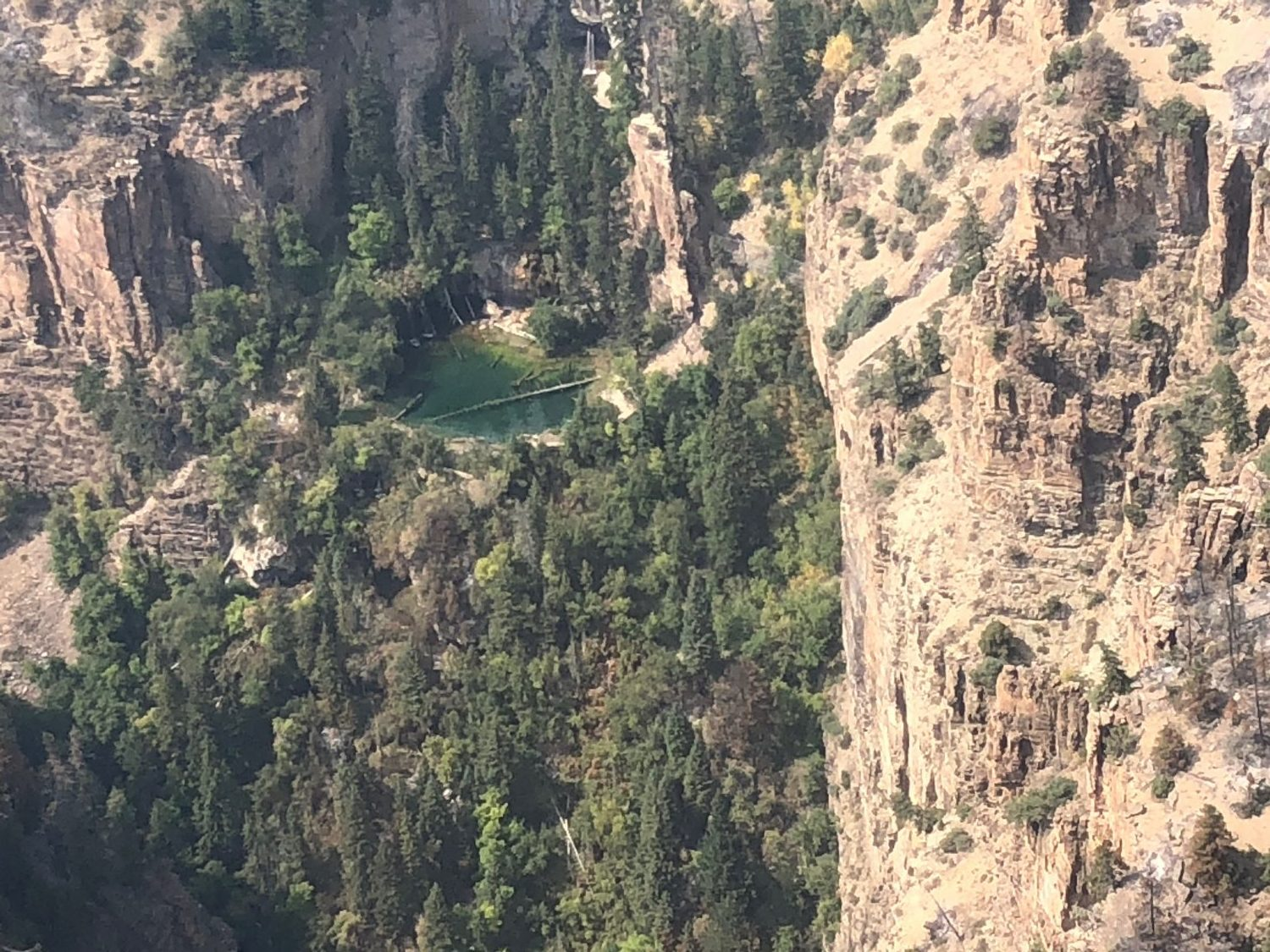 Hanging Lake planning to reopen in May after last year's devastating Grizzly Creek Fire 1