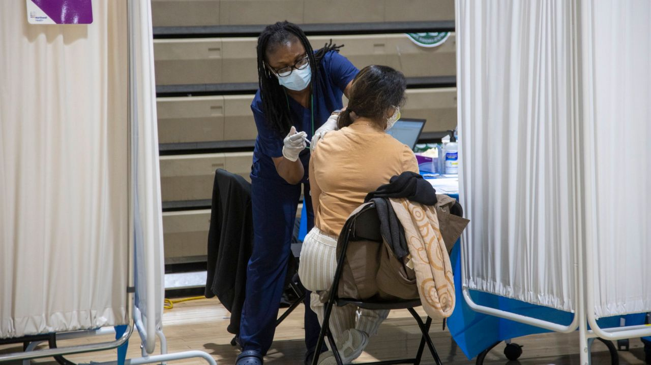 State: Virus positives below 4% as New York reaches COVID-19 one-year mark 1