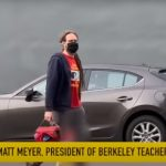 BUSTED: Berkeley Teachers' Union Boss Matt Meyer Caught On Camera Taking His Child to Private School While He Keeps Public Schools Closed 7