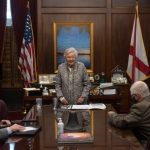 Kay Ivey, Alabama's Republican Governor, Resists Calls to Lift Mask Order 12