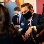 Swalwell Sues Trump for Capitol Riot 19
