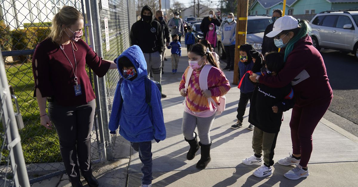 Deal reached to get California children back in classrooms 1