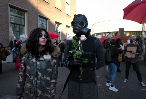 Dutch sex workers decry coronavirus curbs 1
