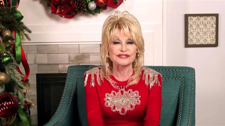 """Dolly Parton gets Covid-19 vaccine, jokes she got a 'dose of her own medicine"""" 1"""