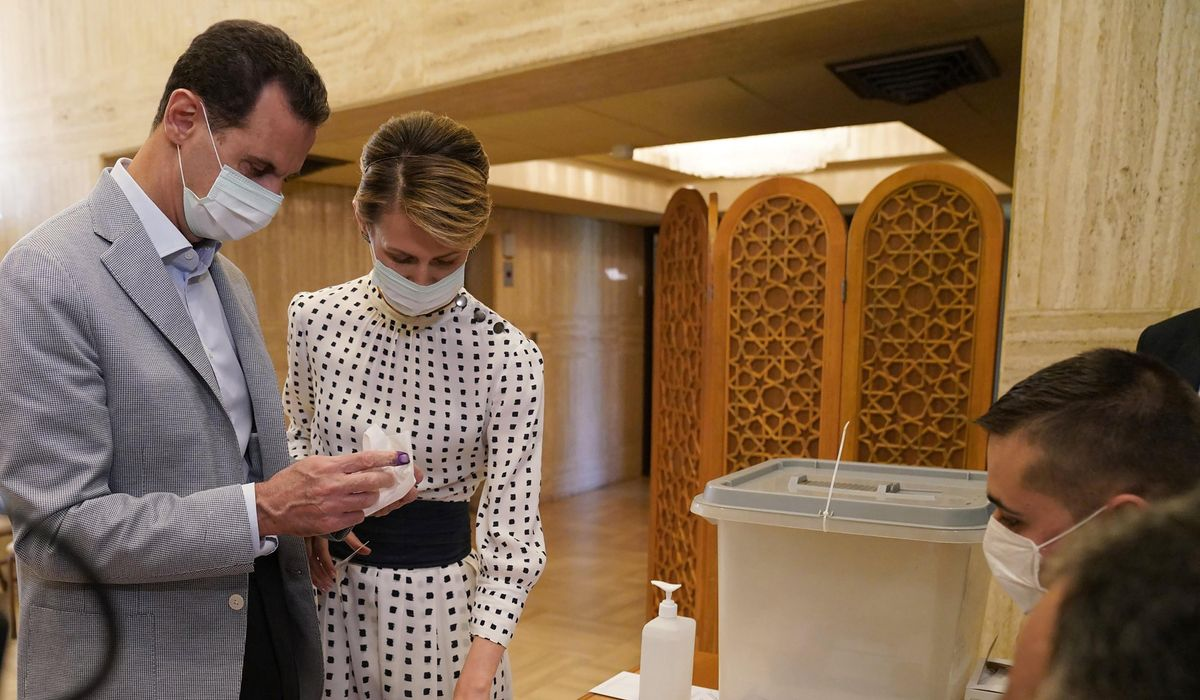 Syria says Assad, his wife have recovered from coronavirus 1