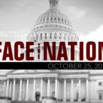 Open: This is Face the Nation, October 25 5