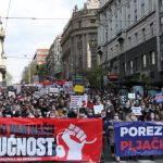 Serbian Freelancers Protest New Retroactive Tax That Threatens To Push Thousands Into Poverty 9