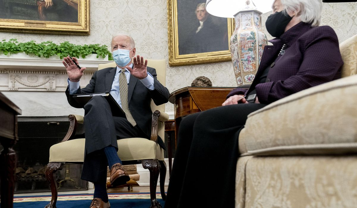 Biden budget seeks more for schools, health care and housing 1