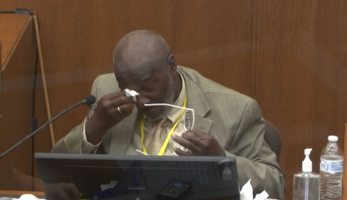It's 'jarring' to see how George Floyd's death affected witnesses, attorney for his family says 1