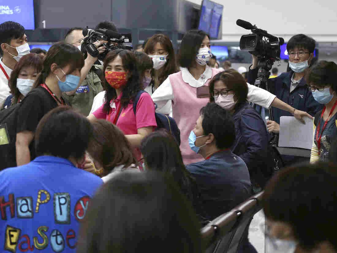 Taiwan And Palau Launch Coronavirus Travel Bubble 1