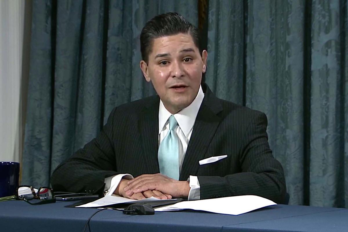 Former city schools boss Richard Carranza lands private sector job in California 1
