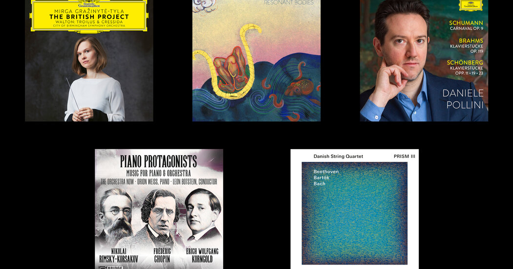 5 Classical Albums to Hear Right Now 1