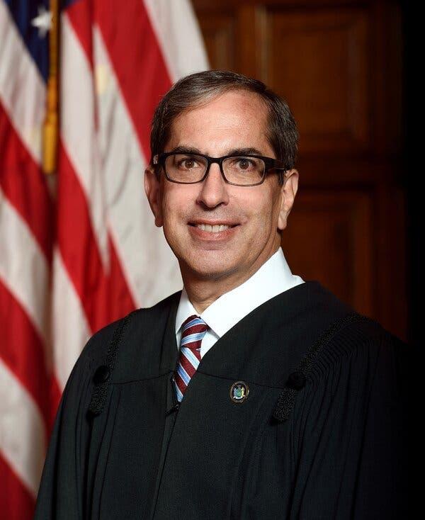 Paul Feinman, First Openly Gay Judge on N.Y. High Court, Dies at 61 1