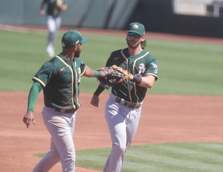 Oakland A's Opening Day lineup comes with an unexpected twist 1
