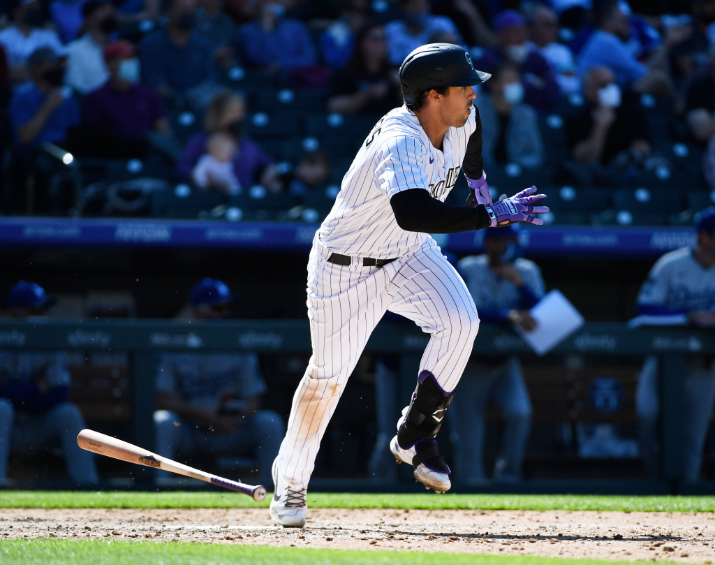 Rockies' highlights in opening day win over Dodgers 1
