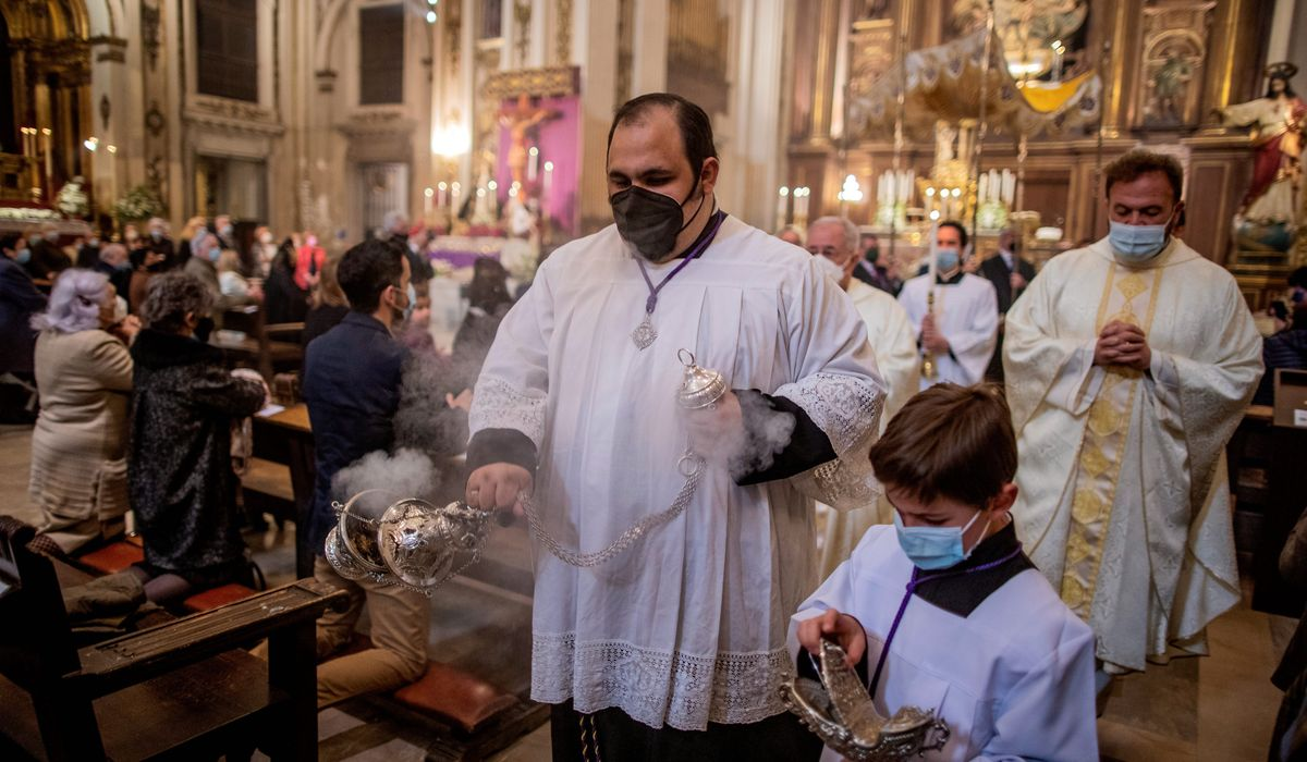 Churches reopening doors for Easter 1