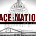 Open: This is Face the Nation, April 5 8